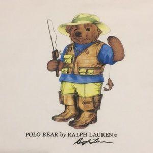 Polo Teddy Bear Mens short-sleeve t-shirt, XL
